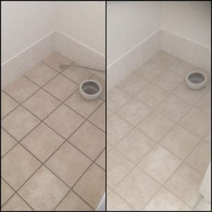 Tiles Clean And Recolour Grout-1